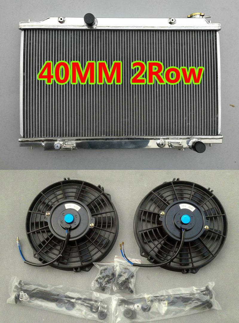 Aluminum Radiator for 2007 2008 Nissan Maxima 3.5L V6 AT//MT