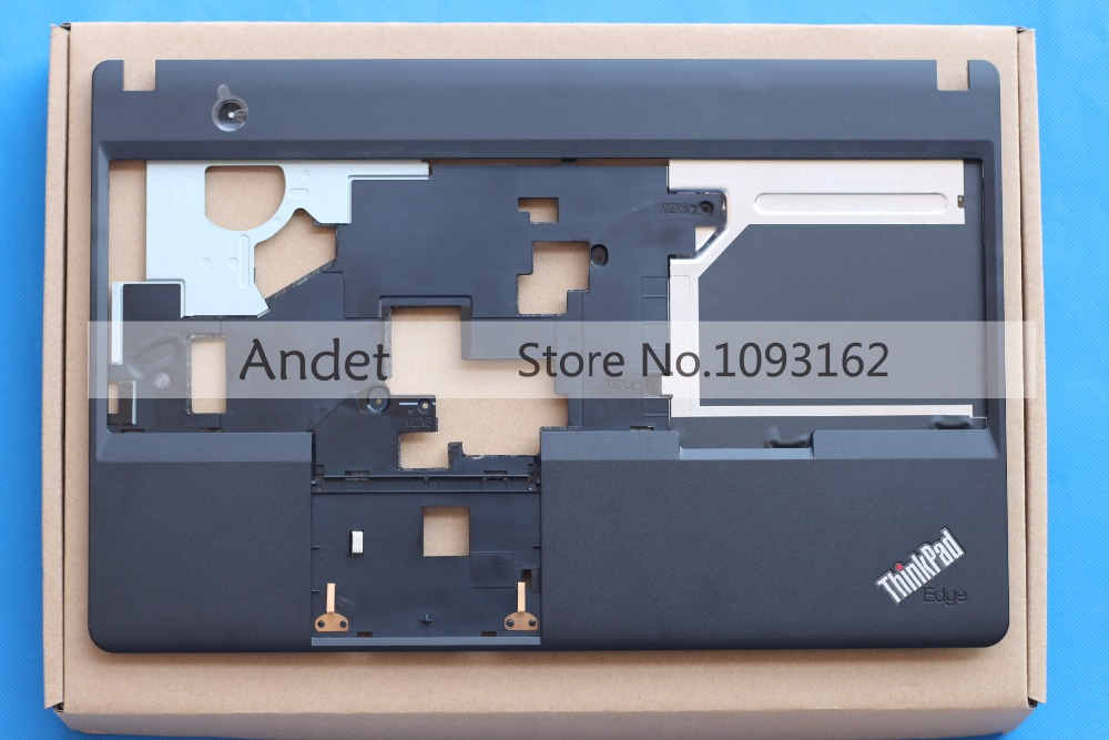 New Original Lenovo Thinkpad Edge E530 E535 E530C Palmrest Empty Keyboard Bezel Cover 04Y1210 AP0NV000100 new orig for ibm lenovo e530 e535 e530c e545 15w bottom case cover 04w4110 04w4111 ap0nv000l00