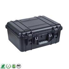 IP67 hard plastic waterproof shockproof tool case