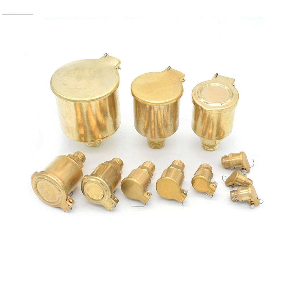 Metric Male Thread Brass Oil Cup Oil Port Cap Oiler Flip Cap Cover For Genertor Engine Bottom Brackets