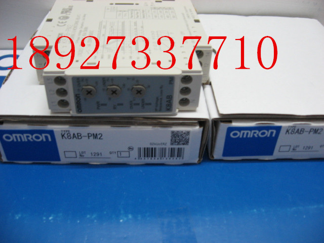 [ZOB] Supply of new original Omron omron relay K8AB-PM2 380 / 480VA factory outlets [zob] 100% new original omron omron proximity switch e2e x10d1 n 2m