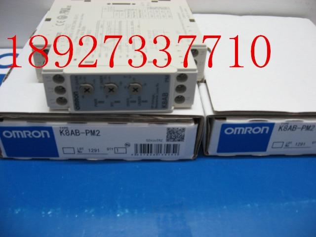 [ZOB] Supply of new original Omron omron relay K8AB-PM2 380 / 480VA factory outlets [zob] supply original omron omron relay k8ab ph1 alternative k8ds ph1 2pcs lot