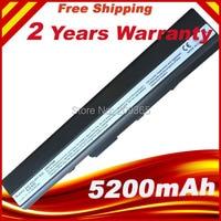 NEW 5200mAh Laptop Battery For ASUS K42 K52 A52 A52F A52J A31 K52 A42JRA X52J A42DR