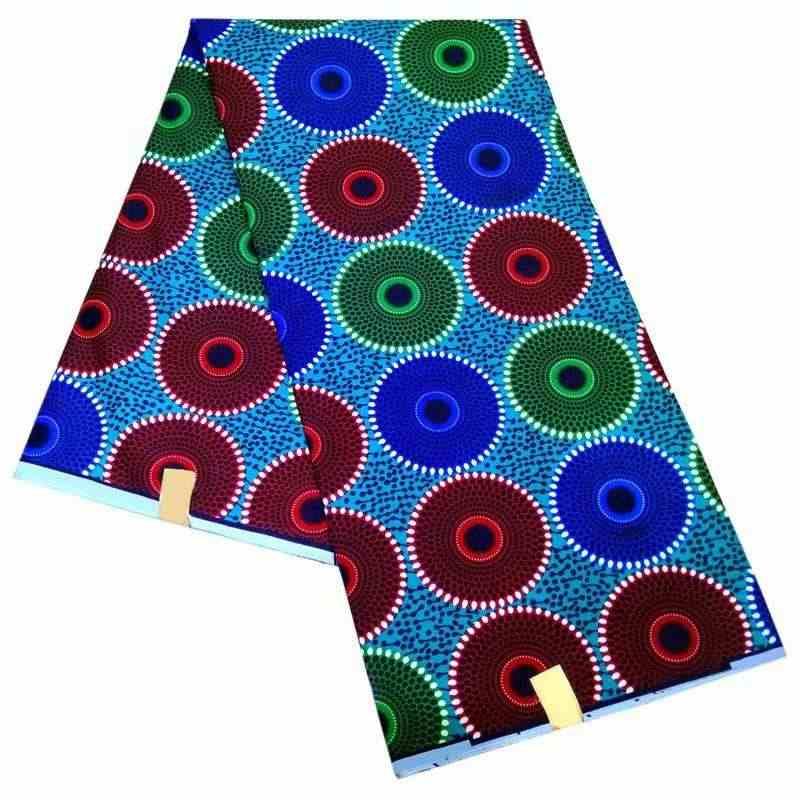 Nigéria tecido guiné brocado tecido tissu cera java preço de atacado alta qualidade ancara africano impressões de cera tecido 100% poliéster