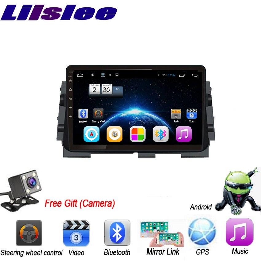 For Nissan Kicks 2017~2018 Bluetooth Android Head Unit GPS Android Car Multimidia Player 2din Autoradio Navigation Big screen