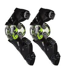 Aprobación CE de Scoyco K12 Motocicleta Knee pad Protector y Motocross Racing Knee Guards MX