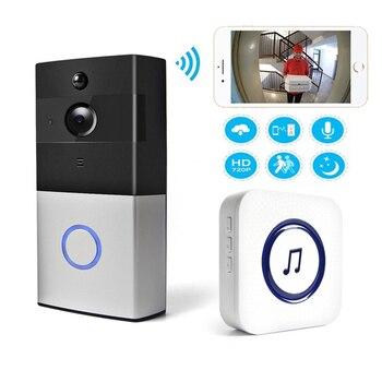 IP Video Intercom WI-FI Video Door Phone Door Bell WIFI Doorbell Camera For Apartments IR Alarm Wireless Security Camera 1
