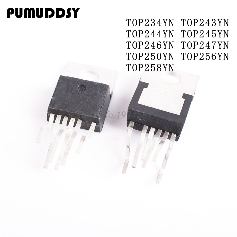 10 PCS TOP247YN TO-220 TOP247 Off-line Switcher