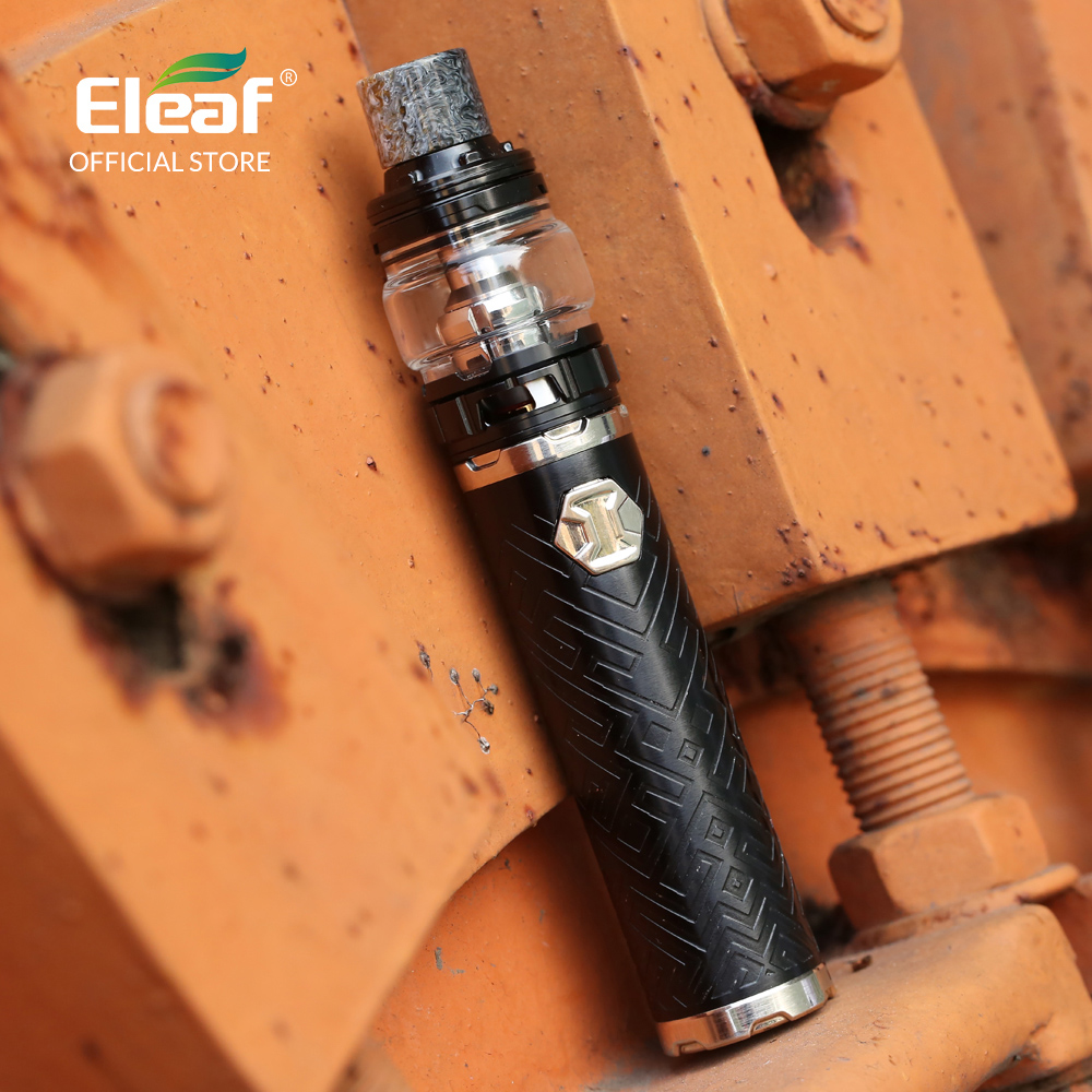 Warehouse Original Eleaf iJust 3 kit with ELLO Duro 810 Drip Tip built-in 3000mAh battery tank world cup electronic cigarette