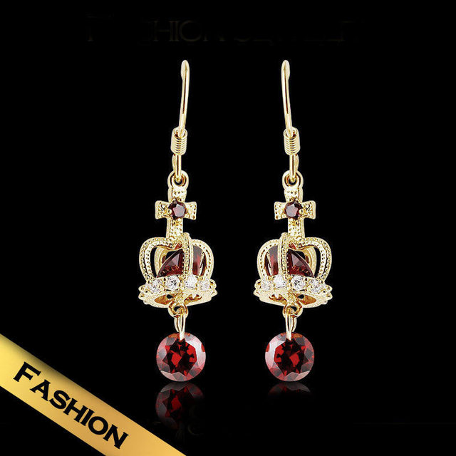 Special Drop Earrings Synthetic Zircon Synthetic Diamond Snow Western Style Fashion Classic Design Free Shipping Jewelry EHG9B11
