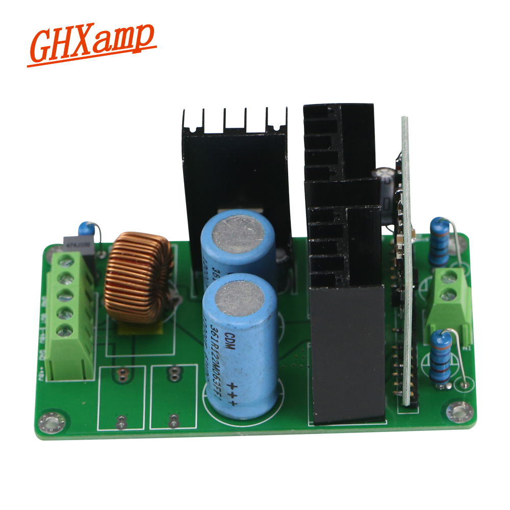 Updated IRS2092 Single-Channel HIFI Digital Amplifier Board 500W 4OHM Class D amplifiers Board 8OHM 400W