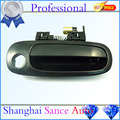 Black Exterior Outside Door Handle Front Right 6921002040 For Toyota Corolla Chevrolet Chevy Prizm 1998 1999 2000 2001 2002