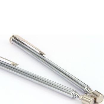 Portable Telescopic Magnetic Long Pen Pick Up Rod Tool Stick Extending O8T6