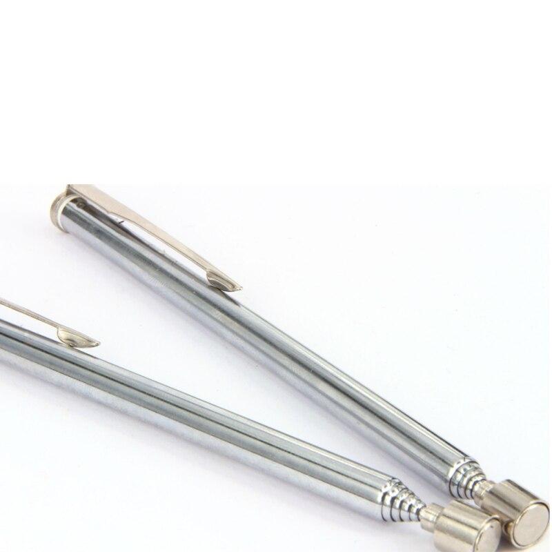 Tragbare Mini Teleskop Magnetic Magnet Pen Handlicher Pick Up Werkzeug Kapazität Für Picking Up Mutter Bolzen Erweiterbar Pickup Stange Stick