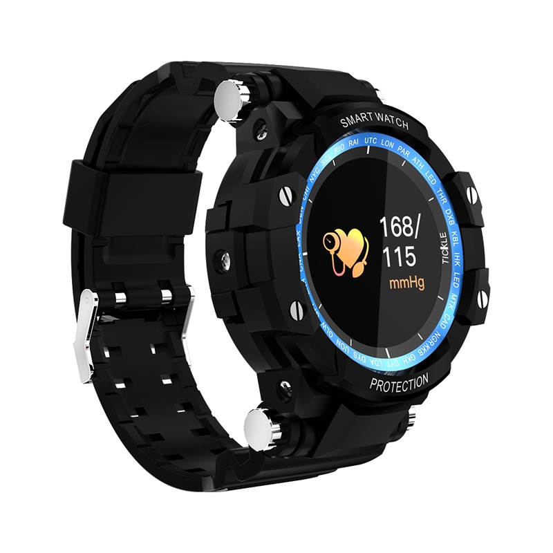 GW68 Smart Watch Waterproof IP67 200 Days Standby Smartwatch Heart Rate
