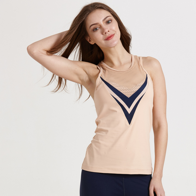 Quick-Drying Fitness Tank Top For Women