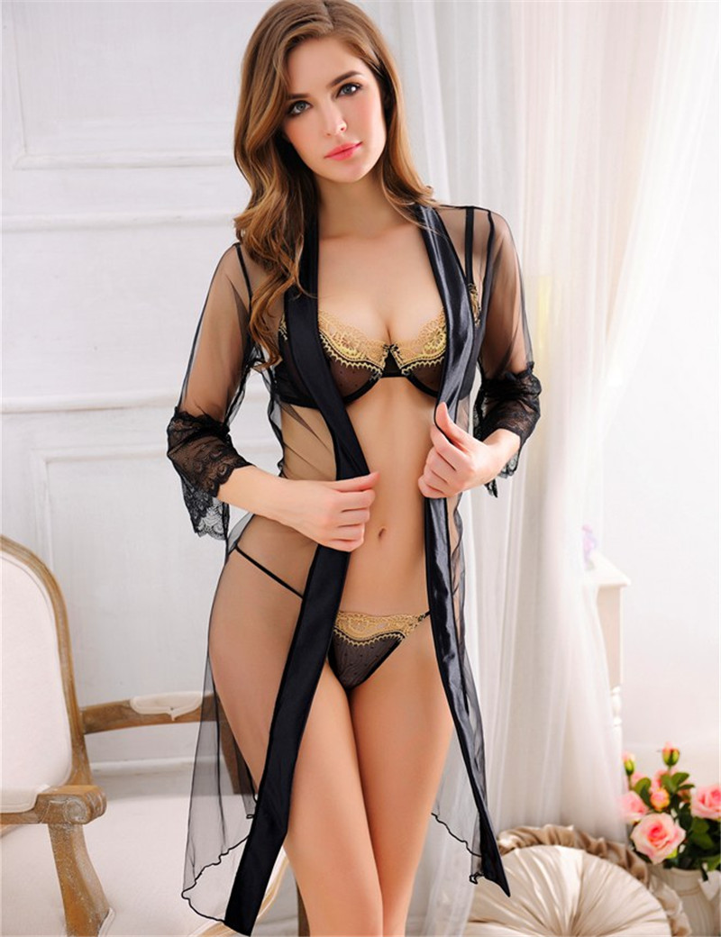 Lingerie Sexy Robe Sexy 76