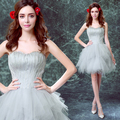 On Sale~ Personality Sweet Feather Party Dress Club Dress BH824