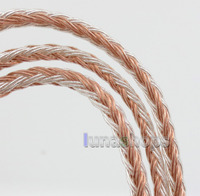 LN005805 2.5mm 4pole TRRS Balanced 16 Core OCC Silver Mixed Headphone Cable For Sennheiser Momentum 1.0 2.0 Over Ear