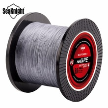 500M PE Braided Fishing Line Gray Green White Red Blue Yellow Spectra Multifilament Fishing 8 10 20 30 40 50 60LB
