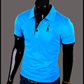 2016 new fashion men polo shirts casual slim mens polo shirt male shirt breathable polos poleras polo hombre camisa