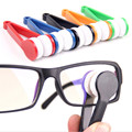 10Pcs Mini Eyeglass Microfiber Brush Cleaner for Sun Glasses Eyeglass Dropship