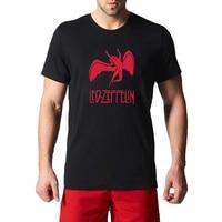 Summer New Men S Short Sleeve Cotton T Shirt Heavy Metal Rock Band Loose Large Code
