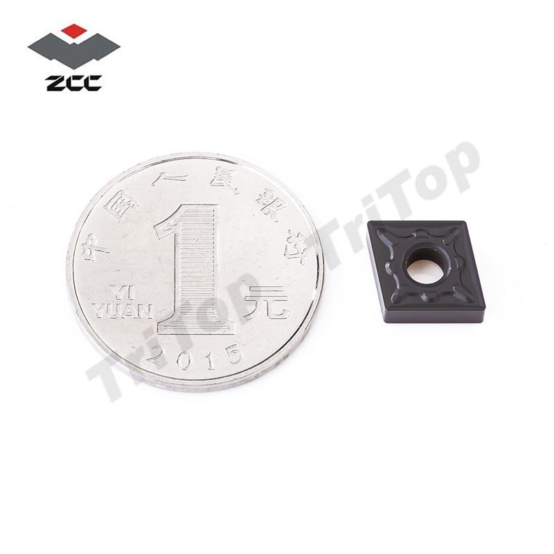 10 pz / lotto vendita calda ZCC.CT YBC252 CNMG090304 DM inserti per - Macchine utensili e accessori - Fotografia 3