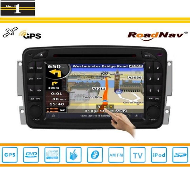 Car Multimedia Android Para Mercedes Benz W163/G W463 CD Dvd GPS Navi Mapa de Na