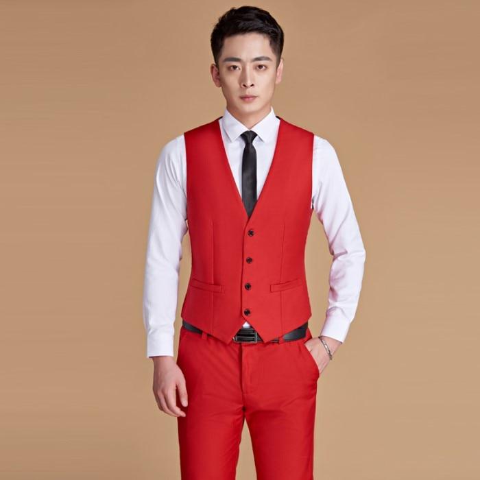 PYJTRL-Hommes-Plus-La-Taille-5XL-D-t-Color-Gilet-Pantalon-Rose-vert-Bleu-Royal-Rouge (1)_