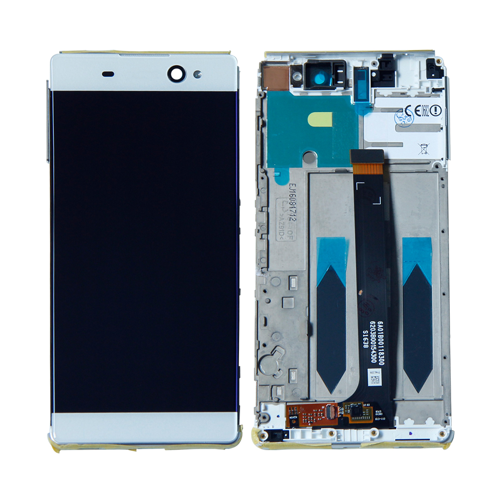 For Sony Xperia C6 XA Ultra LTE F3211 F3213 Touch Screen Digitizer Lcd Display Frame Assembly Panel Replacement Free ShippingFor Sony Xperia C6 XA Ultra LTE F3211 F3213 Touch Screen Digitizer Lcd Display Frame Assembly Panel Replacement Free Shipping