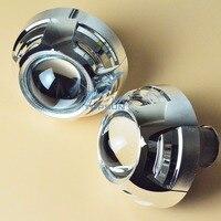 GZTOPHID Автомобиль Свет Комплект 3.0 дюймов Q5 Бифокальные линзы проектора Фары подходят Лампы H7 БЕСПЛАТНАЯ ДОСТАВКА