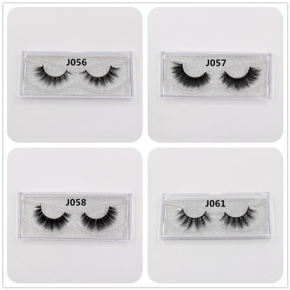 naturais de longa duracao eye lashes livre dhl 03