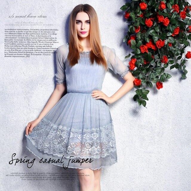 a53fbeb451ea One-piece dress for women girls off shoulder dress flat shoulder sweet dress  two clolrs silk dress slash neck dress