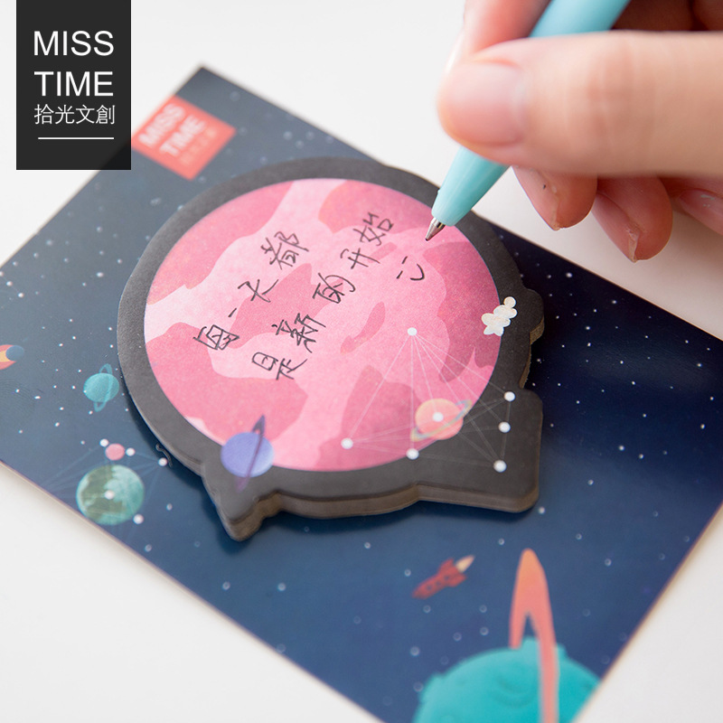Mqstyle 1 шт. Новое время Traveler Mini Блокнот заметки поставка школы Закладки разместить его этикетки подарок m0065