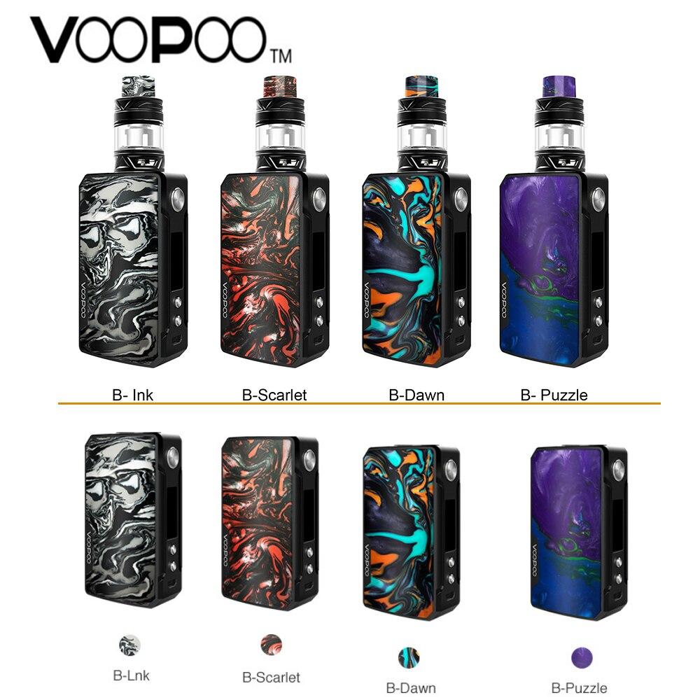New Original VOOPOO Drag 2 177W TC Kit with VOOPOO Drag 2 Box MOD 5ml UFORCE