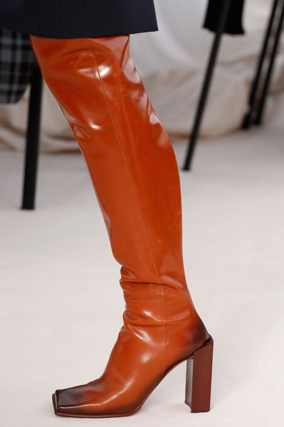2019 Newest Sexy Thigh High Boots Fashion Brown Leather Women Over The Knee Boots Sexy Sqaure Toe Ladies High Heel Knight Boots2019 Newest Sexy Thigh High Boots Fashion Brown Leather Women Over The Knee Boots Sexy Sqaure Toe Ladies High Heel Knight Boots