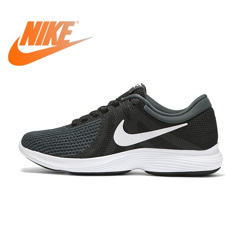 Original NIKE REVOLUTION 4 EU Womens Running Shoes Sneakers Outdoor Sports jogging Designer Athletics Official BreathableOriginal NIKE REVOLUTION 4 EU Womens Running Shoes Sneakers Outdoor Sports jogging Designer Athletics Official Breathable