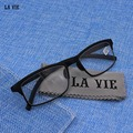 Gafas de lectura gafas de lectura gafas mujeres gafas de dioptrías para hombres tr90 plástico marco titanium 2017 caliente presbyobic lector de hmc