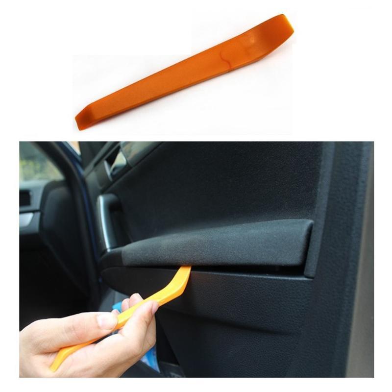 5 pezzi Pannello clip porta autoradio Trim Dash Audio Strumenti di rimozione stereo Kit di riparazione automatica Rimozione del rivestimento auto