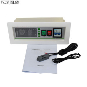 Image 4 - 1 set New Design Xm 18SD Incubator Controller Thermostat Full Automatic And Multifunction Egg Incubator Control System
