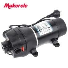 110/220Vac Self-priming Diaphragm Pump Mini Submersible Pump Automatic Pressure Switch 20m Lift FL-32/33 From Makerele цена 2017