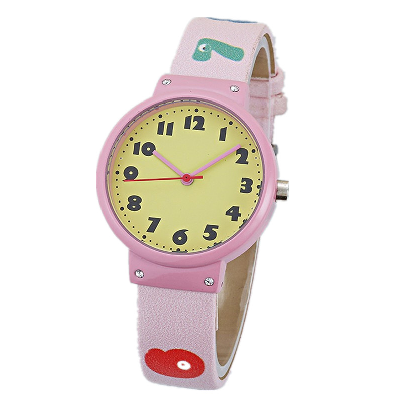 Fashion Cute Cartoon KEZZI Brand Children Quartz Watch Waterproof Kids Watches For boys girls Students Wristwatch K1281