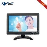 ZB116JC 253/11,6 12 дюймов 1920x1080 p 16:9 подсветка ips HDMI Встроенный динамик резистивный сенсорный небольшой ПК монитор ЖК экран дисплей