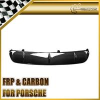 EPR Car Styling For Porsche Panamera 970 Carbon Fiber DMC Rear Diffuser Pre Facelifted Glossy Fibre