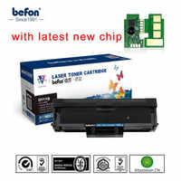 Befon D111 MLT D111S 111 Cartuccia di Toner Compatibile per samsung Xpress M2070 M2070FW M2071FH M2020 M2020W M2021 M2022 wich circuito integrato