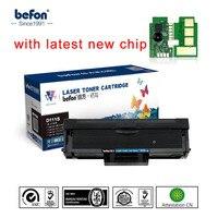 befon D111 MLT D111S 111 Toner Cartridge Compatible for samsung Xpress M2070 M2070FW M2071FH M2020 M2020W M2021 M2022 wich chip