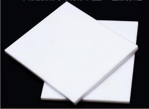 Image 1 - 500*500mm Thickness: 0.3 20mm Teflon F4 PTFE plate PTFE board Sheet Plate