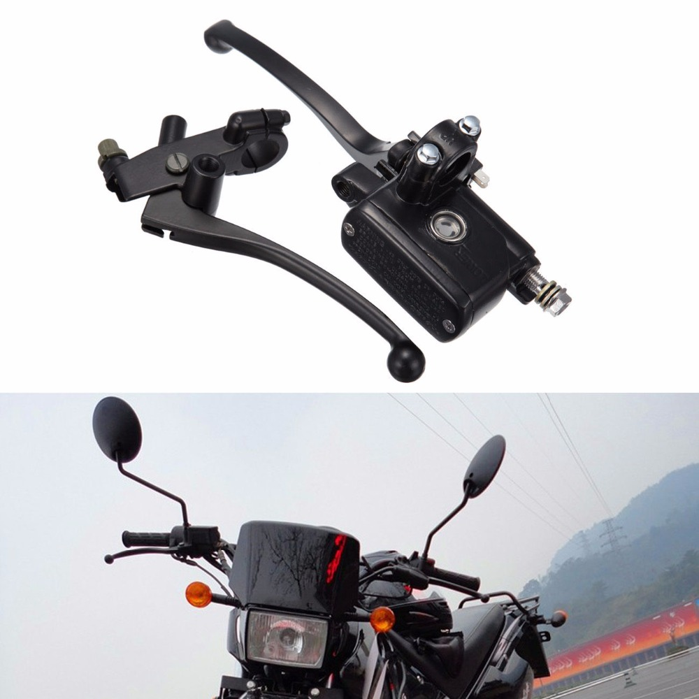 Motorcycle Universal Brake Master Cylinder Clutch Levers for Suzuki GZ250 GN250 GS250 GS400 GS450 GS500 7/8 ( 22mm) Handlebar