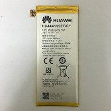 100% оригинал 2550 мАч HB444199EBC + C8818 встроенный Батарея для huawei Honor 4C Замена Ремонт Запчасти